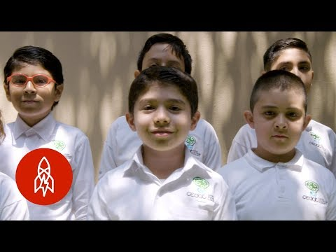 Mexico's Child Geniuses