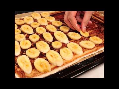 Пирог из бананов рецепты