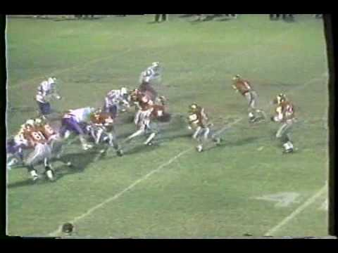 South Gate Rams 1989 Season Highlights (Part 8: Ivan Wilson)
