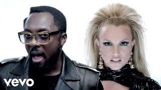 Смотреть клип Will.i.am - Scream & Shout Ft. Britney Spears