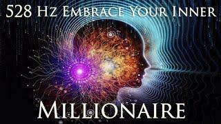 528 Hz Embrace Your Inner Millionaire  Money Wealth and Abundance  Simply Hypnotic
