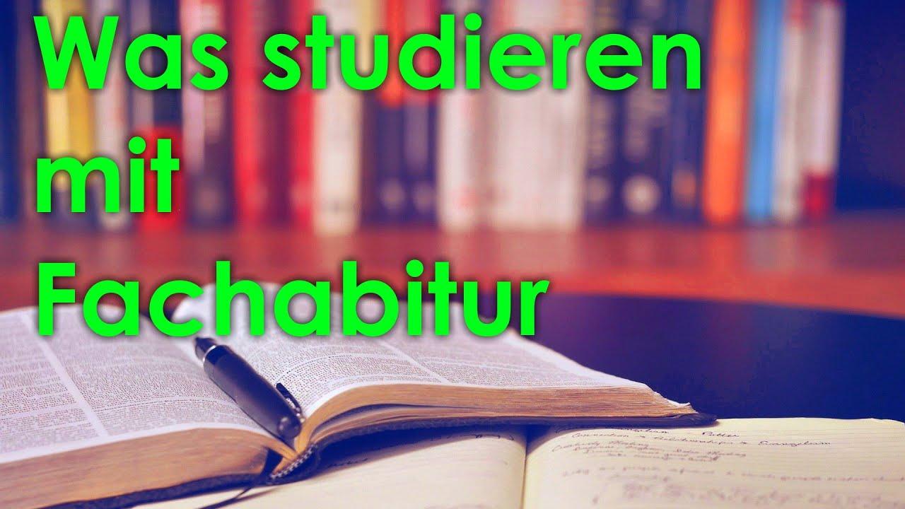 Lehramt Studieren Mit Fachabi