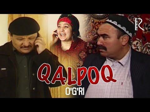 Qalpoq - O'g'ri   Калпок - Угри (hajviy ko'rsatuv)