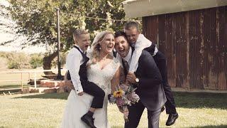 Wild Country Wedding Film | UVX Barn in Cottonwood, AZ | Wedding Videographers