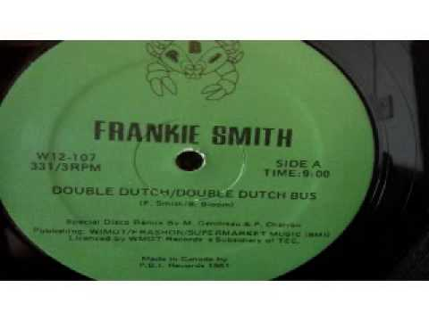 Frankie Smith   Double Dutch Double Dutch Bus 12 inch remix by m gendreau p charron