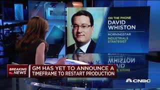 GM suspension of annual dividends saves $2.2 billion: Analyst