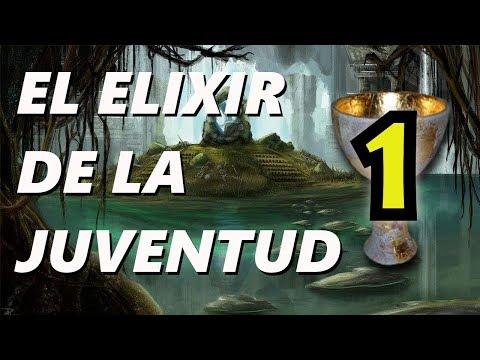 DESCUBREN EL ELIXIR DE LA JUVENTUD