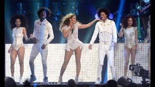 LES TWINS - Ghost & Haunted Beyoncé Mrs Carter World Tour LIVE 2014