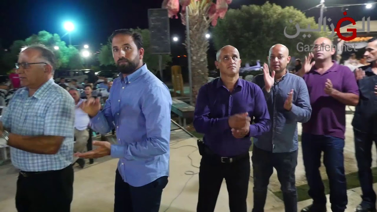 مصطفى الهنداوي اشرف ابو الليل أفراح ال عابد حفلة أمير