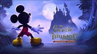 MICKEY MOUSE Castle of Illusion en Español - Vídeos de Juegos de Caricaturas Disney para Niños