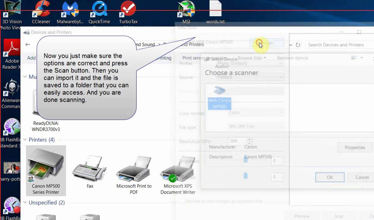 DOWNLOAD DRIVERS: CANON MP145 SCANNER