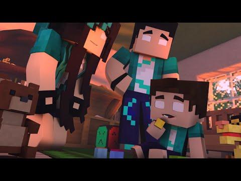Minecraft: VIDA REAL - #63 TEREMOS UM FILHO! - Comes Alive Mod
