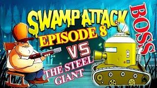 видео Swamp Attack (взлом на много денег)