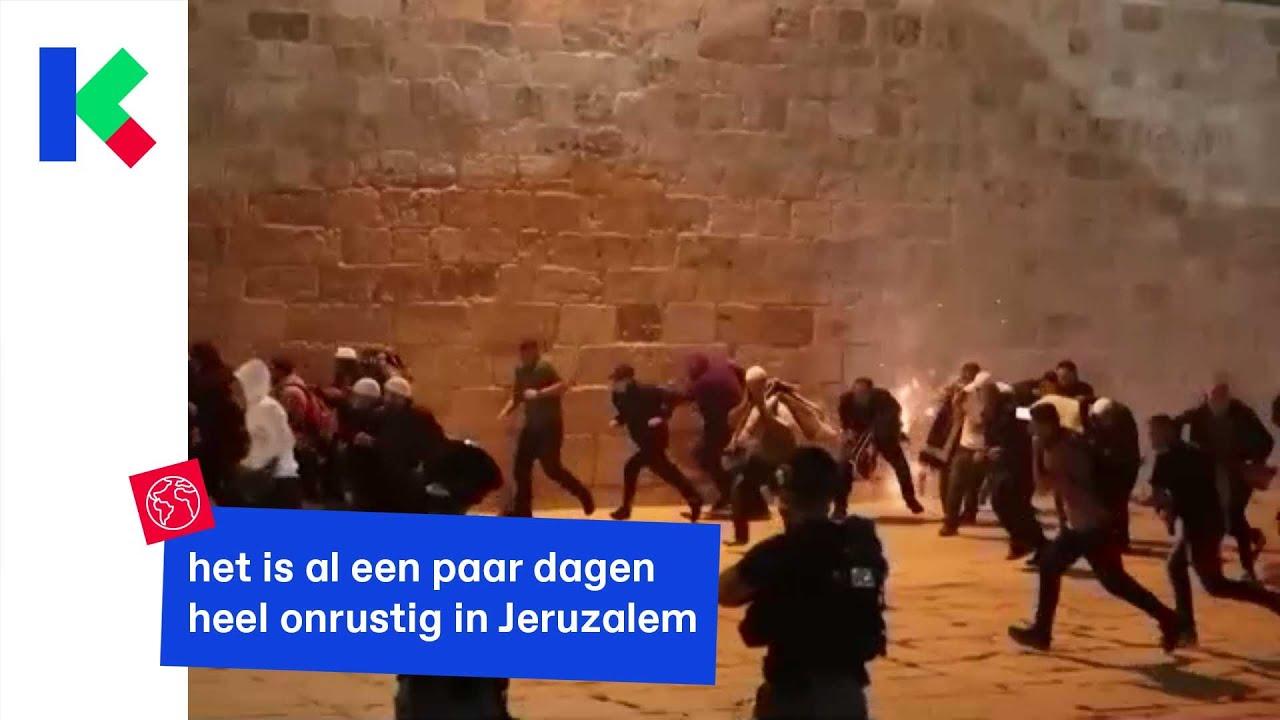 Download geweld tussen Israël en Palestijnen: wat is er aan de hand?