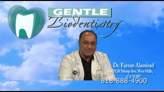 Two Minute with Your Dentist Dr Farzan Alamirad   Filling White and Black