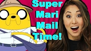 SUPER MARI MAIL TIME!