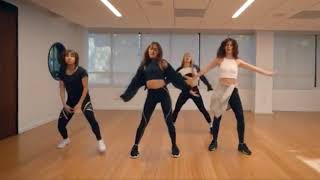 KDA POP/STARS dance practice [mirror]