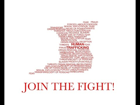 """""""Join the fight"""" against human trafficking in Trinidad and Tobago"""