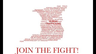 """Join the fight"" against human trafficking in Trinidad and Tobago"