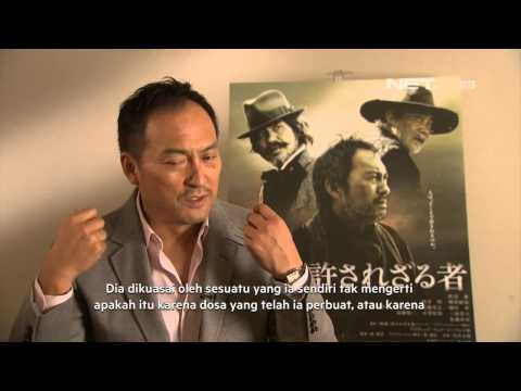 Entertainment News - Ken Wananabe ambil alih peran Clint Eastwood