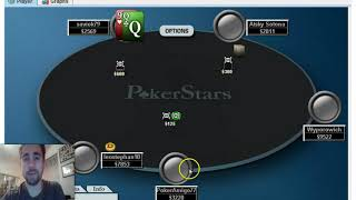 Mtt Strategy Vid 10(also relevant to SnG's) - Blind for 10bbs