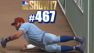 INJURED BEFORE THE WORLD SERIES! | MLB The Show 17 | Road to the Show #467