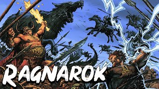 Ragnarok: The Final Battle of the Norse Gods (Part 3/3) - Norse Mythology Stories - See U in History