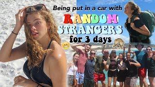 My Fraser Island FAMILY. 👨👩👧👧 Making Backpacking Friends & Exploring Fraser Island Australia! ✨