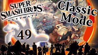 SUPER SMASH BROS. ULTIMATE 👊 #49: Classic Mode mit Bowser und King K. Rool