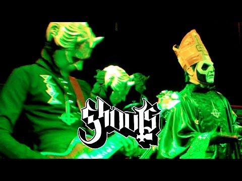 Ghouls - Ghost Tribute Band - Con Clavi Con Dio / Per Aspera Ad Inferi - Bar Óxido - Ghost Cover