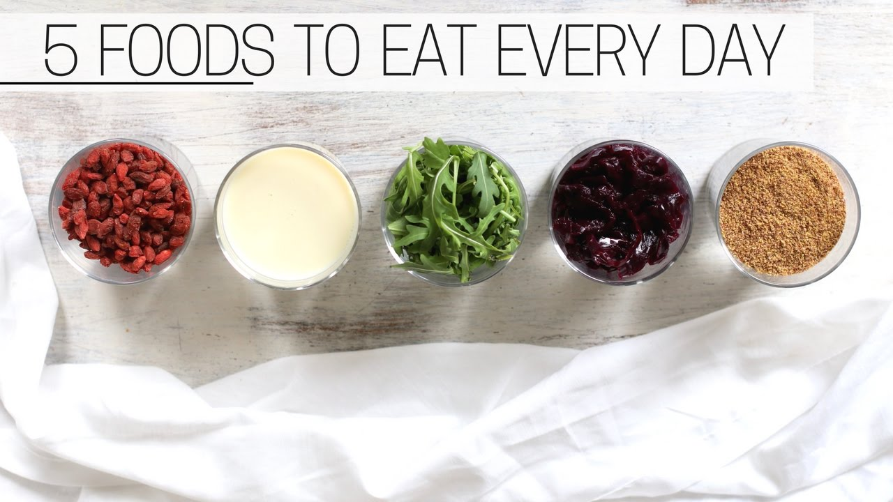 Foods You Can Eat Every Day to Lose Weight forecast