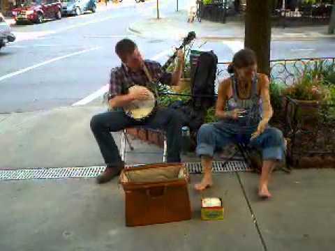 Asheville NC Bluegrass