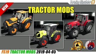 "[""BEAST"", ""Simulators"", ""Review"", ""FarmingSimulator19"", ""FS19"", ""FS19ModReview"", ""FS19ModsReview"", ""fs19 mods"", ""fs19 tractors"", ""Fendt 800 Favorit"", ""CLAAS ARION 420"", ""DEUTZ SERIES 7 TTV""]"
