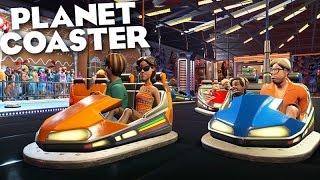 Video PLANET COASTER - O CARRINHO de BATE BATE!!! INCRÍVEL download MP3, 3GP, MP4, WEBM, AVI, FLV Agustus 2018