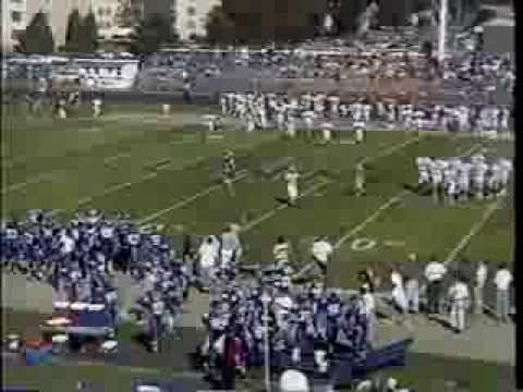UNO vs. UNK Football 1995 part 1