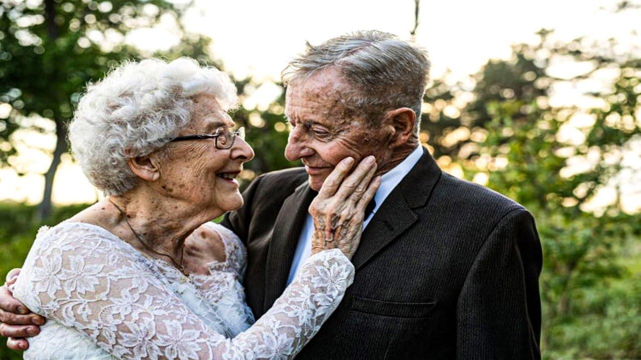 Couple Celebrates 60th Anniversary With Photoshoot In Original Wedding Attire