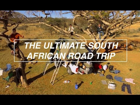 The Ultimate South African Road Trip