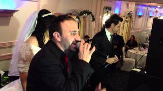 The wedding of Yousep and Valentina Aywas with singers Talal Graish and Ramsen Sheeno (Arabic)