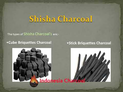 Shisha Charcoal Suppliers Exporters and Wholesale dealers in Indonesia mp4