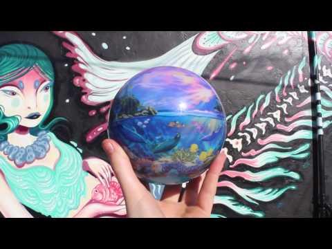 Ocean Art Murals in San Diego