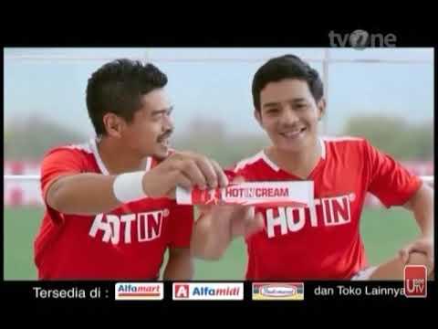 Iklan Hot In Cream - Pegal Itu Main Bola (2019-2020)