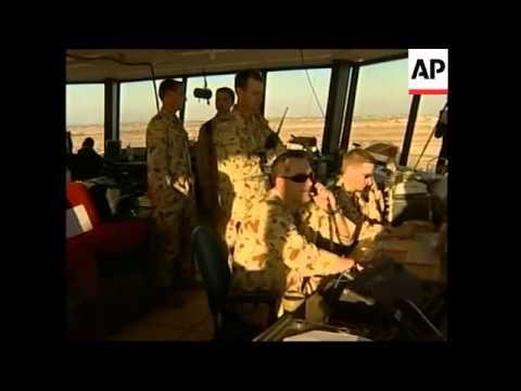 Air traffic controllers achieve milestone at Baghdad Airport