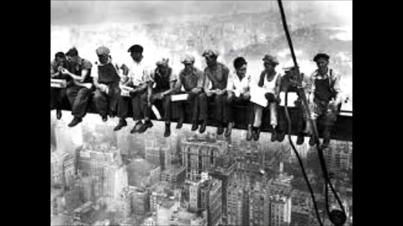 Empire State Building Así Fue La Construcción Foto Video