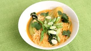 My Thai Inspired Noodle Soup Recipe - Laura Vitale - Laura in the Kitchen Episode 725