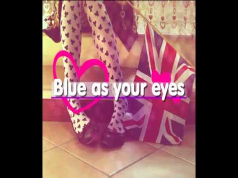 Blue as your eyes   Scouting for Girls