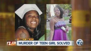 Murder of teen girl solved