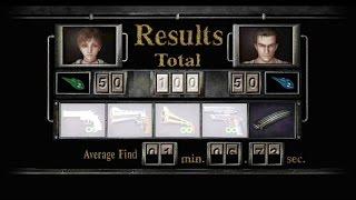 Resident Evil 0 [PS4] Leech Hunter 100% guide