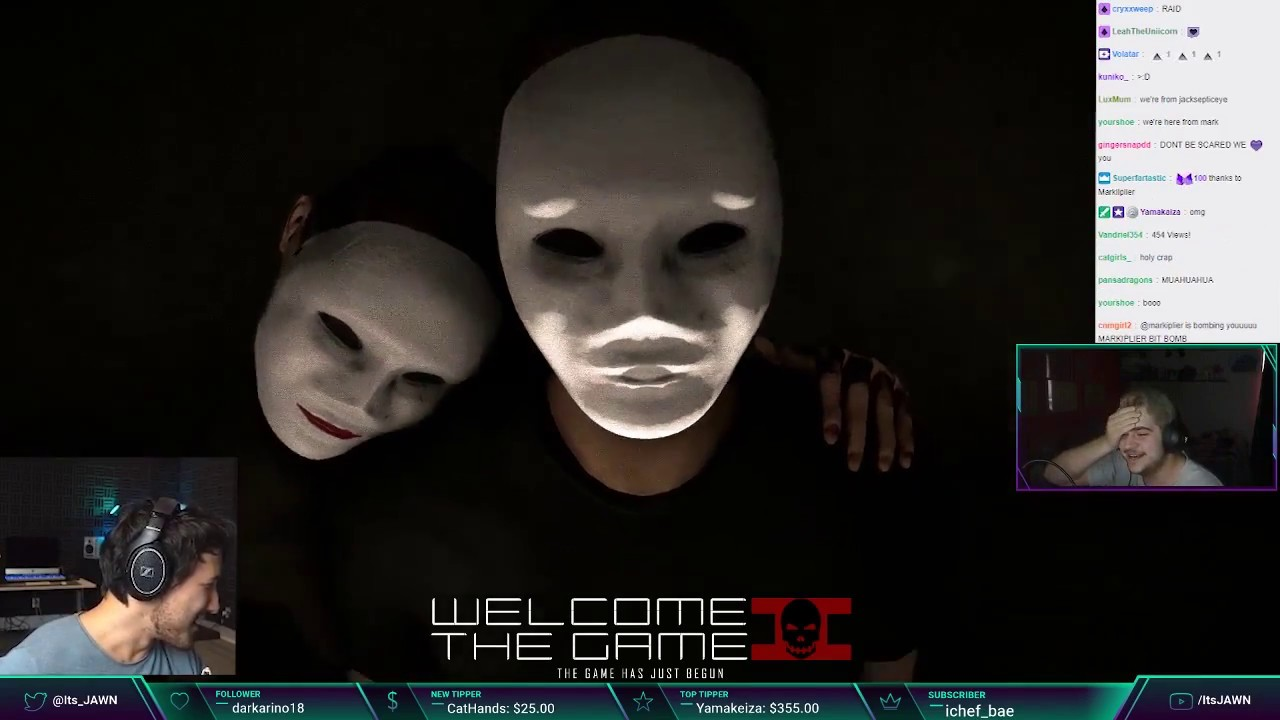 welcome to the game video game