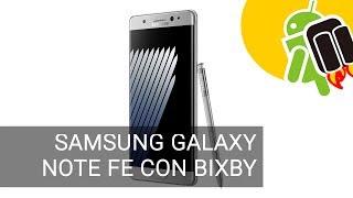 Samsung Galaxy Note 7 FE a la venta el 7 de julio, ¿buena o mala idea?