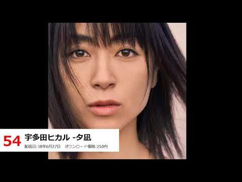 18年7月17日 ヒットチャート TOP100 試聴音源